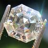 3.30ct Vintage Asscher Cit Diamond GIA J VS1 7