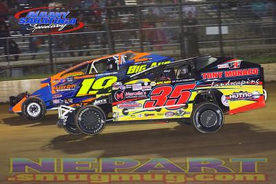 Albany-Saratoga Speedway - 9/3/21 Mark Brown