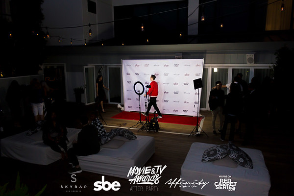 MTV Movie & TV Awards After Party by Affinity Nightlife @ Skybar at Mondrian
