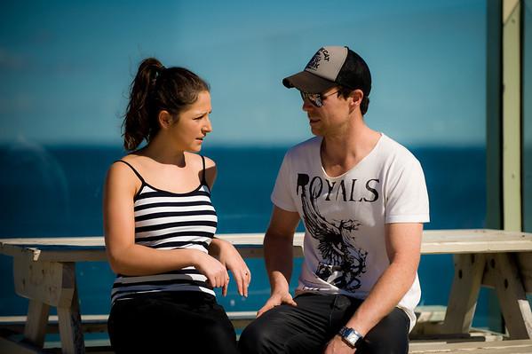 Michele & Ricky - 28 Aug 2011