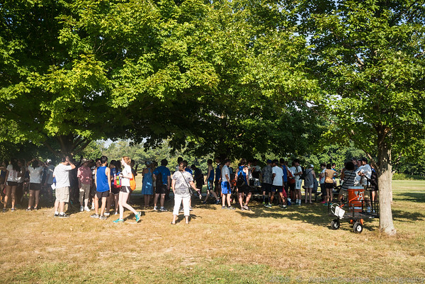 CSW - 2016 : XC Scrimmage