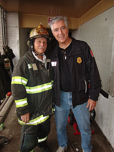 FIRE ENGINEERING Editor-Chief Bobby Halton