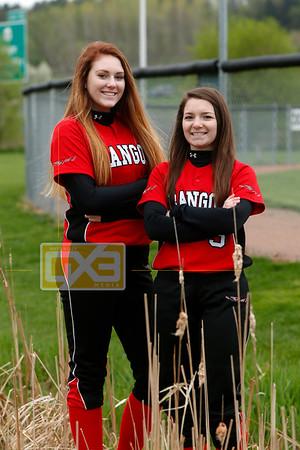 Bangor softball SB17
