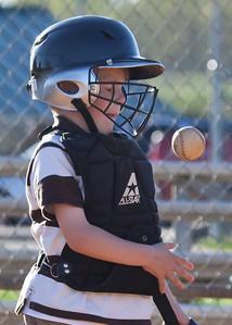 Baseball Practice 4-10-2010