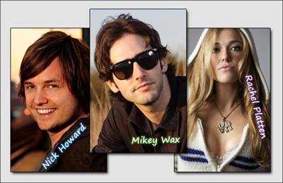 2010.06.30 | Live Show w/ Mikey Wax, Rachel Platten, Nick Howard