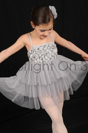 Wednesday at IPR - Ballet I, Ms. Tara