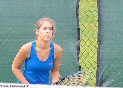 Girls JV and Varsity Tennis
