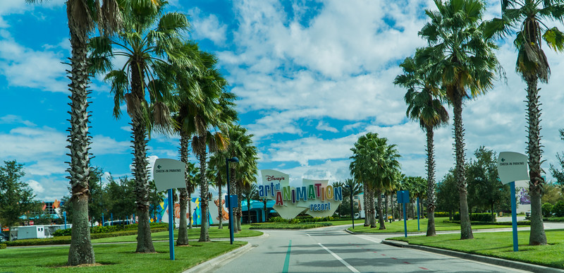 Disney World - Art of Animation Resort