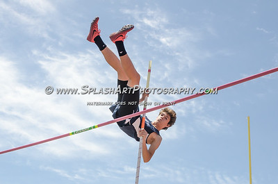 2019 Track CIF LA City Section Pole Vault Finals 17May2019