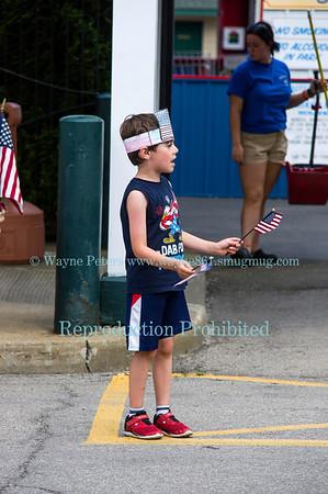 Patriots' Parade 2019