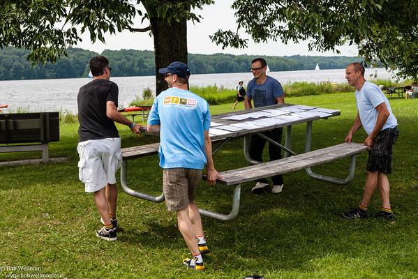 Lake Nochamixon Time Trial
