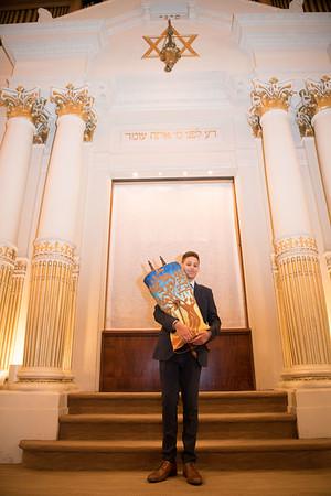 David Gibbs ~ Mitzvah