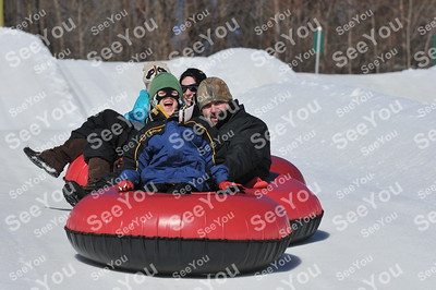 Snow Tubing 2-25-13 1-3pm session