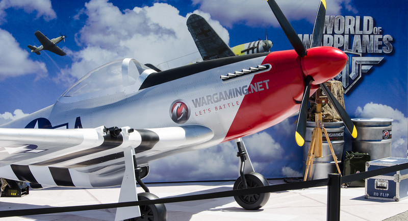 World of Warplanes @ E3 2012