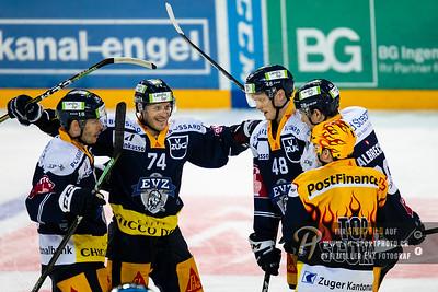 National League: EVZ - Geneve-Servette HC