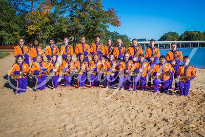 2019 Tiger Band Sections - Photos by Christopher and Tamara Sloan