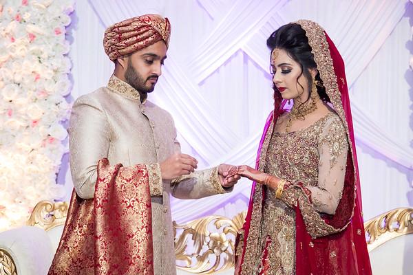 Humzha & Mahenoor