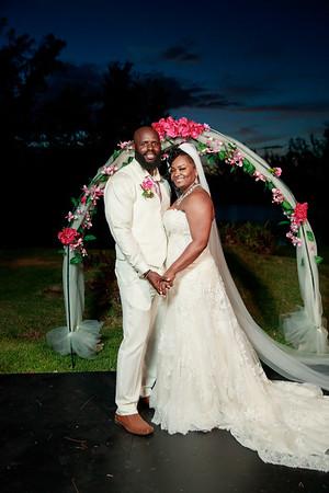 Ancquanetta & Brenton's Wedding