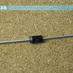 SKU: AEC-DIODE/MUR460, MUR460 Ultrafast Switch-Mode Power Rectifier Diode 4A 600V for Laser Power Supply