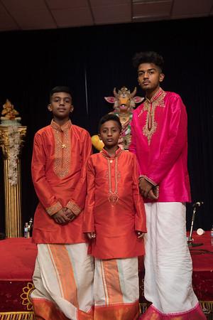 RahulRaj Son's Arangetream 2018 -Full