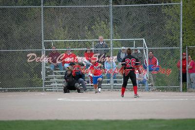 St. Clair V Girls Softball Ag. Chippewa Valley