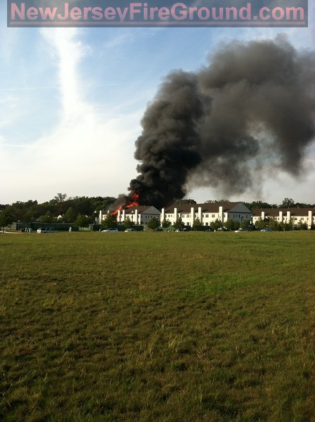 9-14-2012(Camden County)CHERRY HILL 1500 Preakness Ct. -3rd Alarm Dwelling