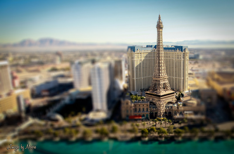 """Miniature Paris""