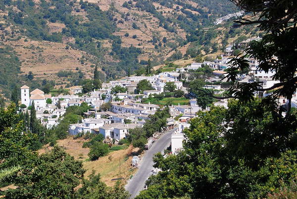 White Villages of Alpujarras