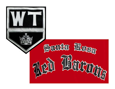 40B Santa Rosa Red Barons vs Portland White Trash