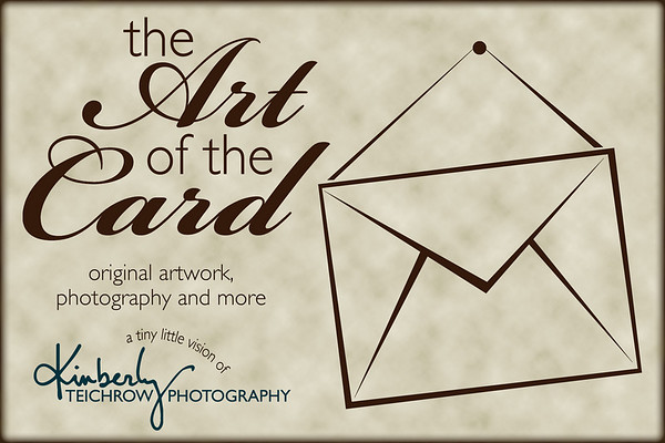 the ART of the CARD