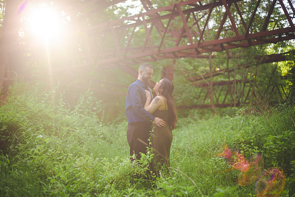 Sara & Nick's Engagement Session