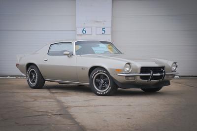 1973 Camaro z/28