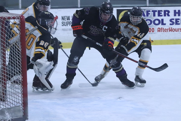 Jan. 3 2018 Ice Hockey dominated SBHS Vikings 13-3 at Pro Skate Arena in Monmouth Jct.