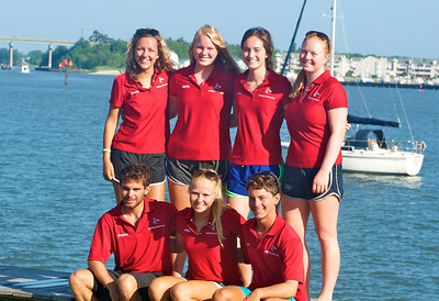 CYCCM Sailing Class 2016