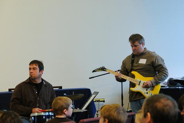 November 16, 2008 Worship Service