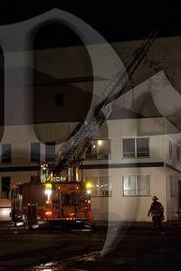 3 Alarm Fire - Rochester, NY 2/24/12