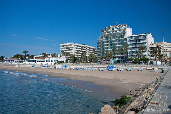 Costa Dorada~Golden Coast~Sitges, Spain