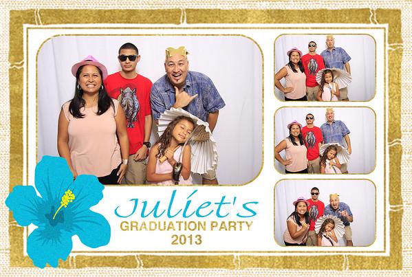 Juliet's Graduation Party (Fusion Portraits)