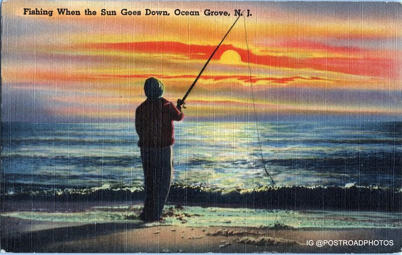 Postcard USA New Jersey