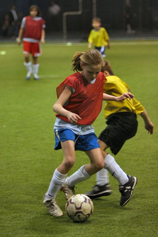 Misc Indoor Soccer