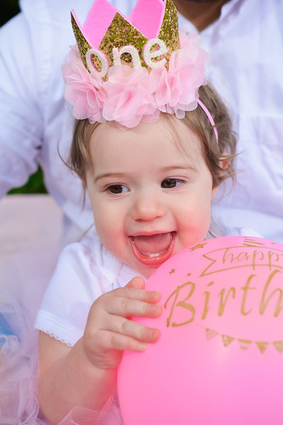 Baby Kylie Turns One