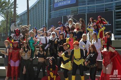 WonderCon 2013 Day 1