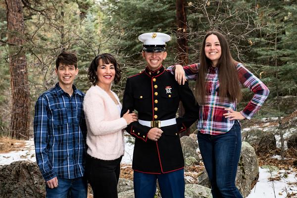Gabriel is a Marine Dec Visit 2019