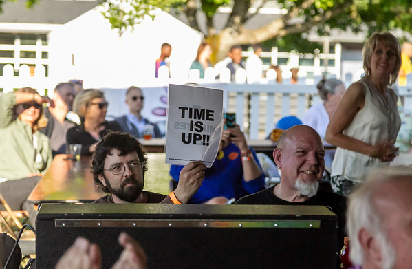 Pink Cadillac: Loose Change at the Beer Garden Festival 2019 Friday
