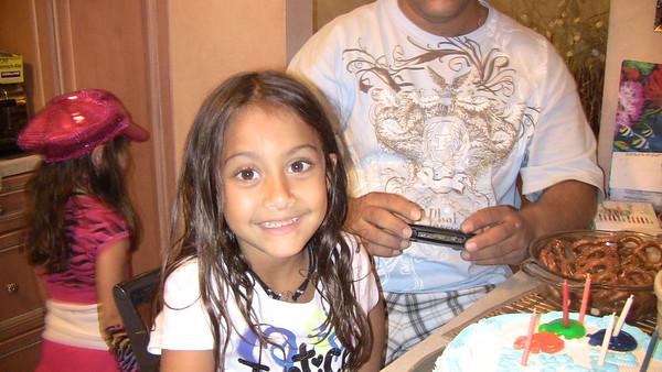 6th Birthday 2009 Photos