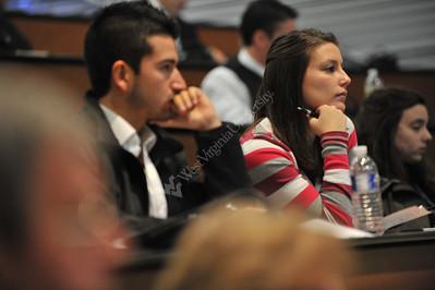 27237 West Virginia Entrepreneurship Initiative/ WV Collegiate Business Plan Competition