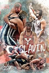 2020 Slavin Wrestling
