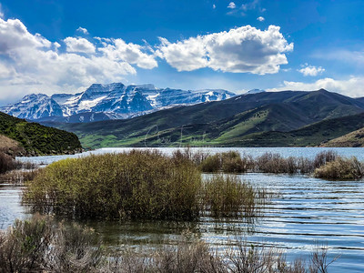 Deer Creek Reservoir, Utah