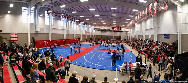 2018 MUSAW State Championships