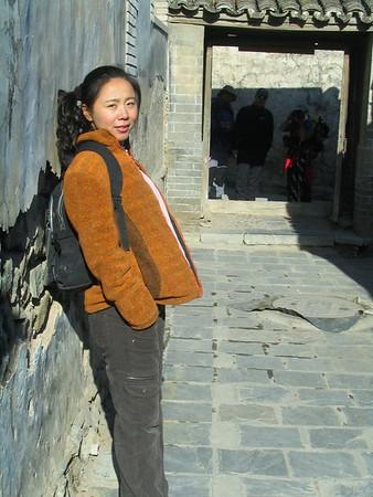 Jieshi to Lingshui village【Fall】